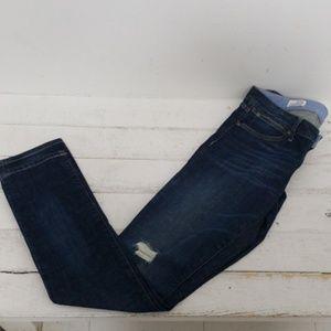 GAP Jeans - ❤GAP ALWAYS SKINNY DISTRESSED JEANS, 27/4